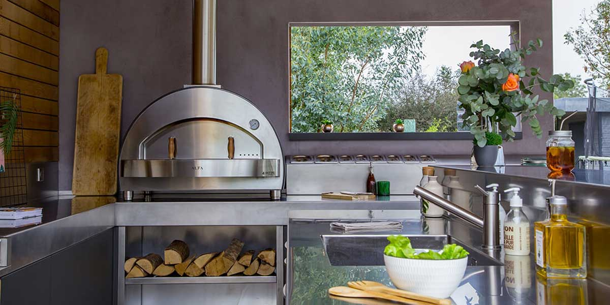 Best Wood For Pizza Ovens