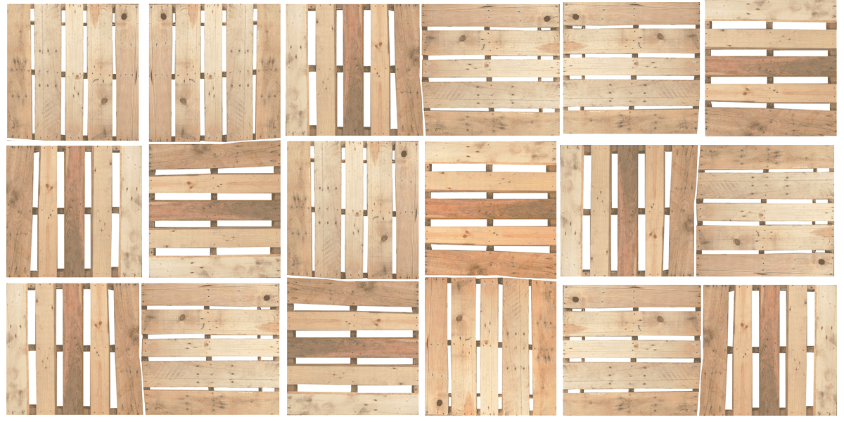 How to get rid of pallets