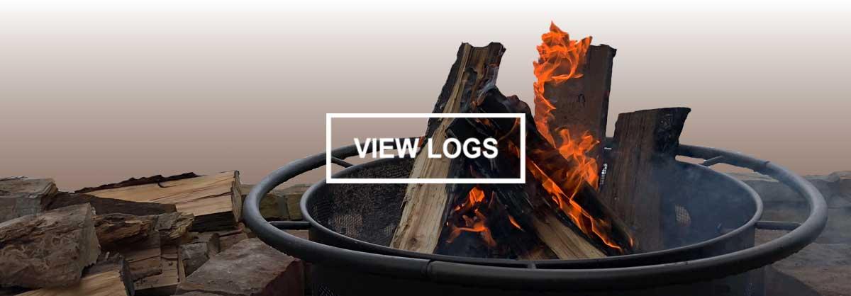 kiln dried logs delivered