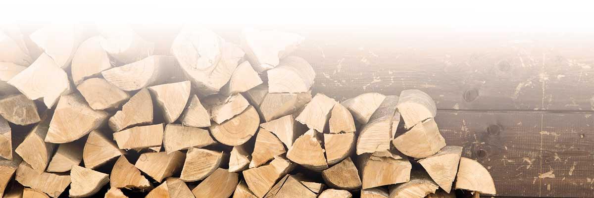 Kiln Dried Hardwood Logs Delivered